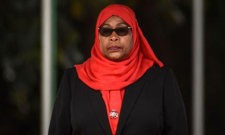 Tanzanian president ditches Magufuli's rejection of masks