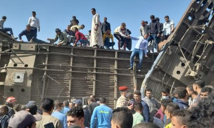 Egypt train crash: More than 30 killed in Sohag governorate as trains collide