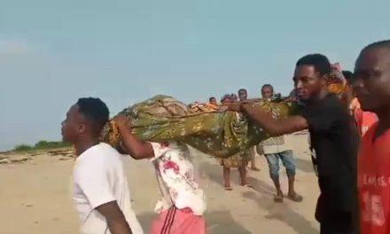 Twenty children drown in Ghanaian river
