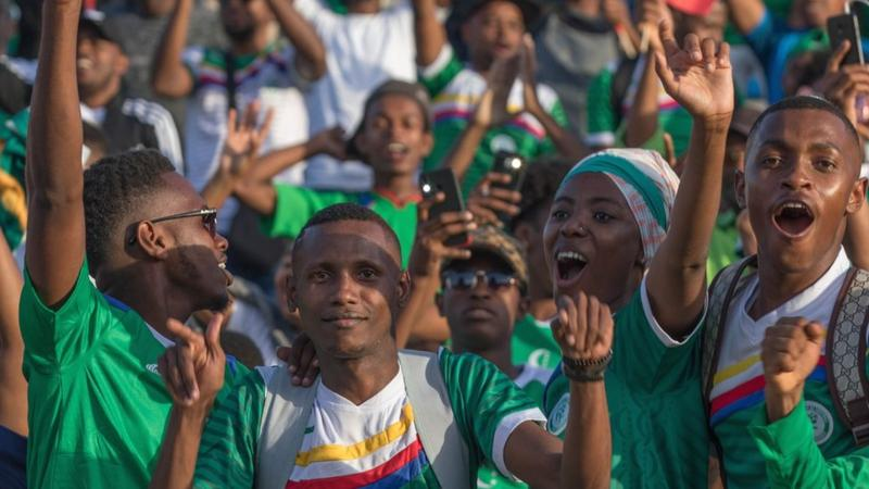 Comoros secure historic Nations Cup qualification