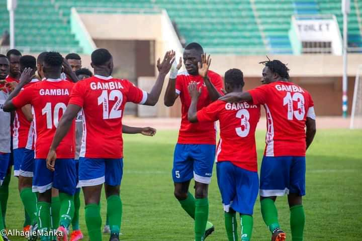Gambia qualify for AFCON for the first time in 56 years