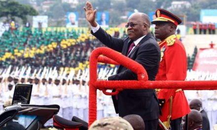 Tanzania holds state funeral for former president Magufuli
