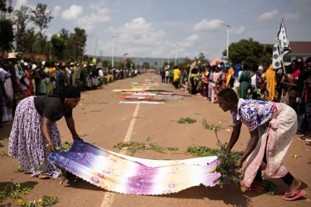 Tanzania Police arrest 4 people for 'mocking' Magufuli's death