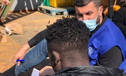 95 African migrants rescued off Libya's coast