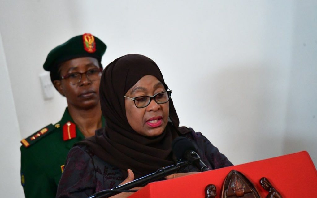 Tanzania's new president sacks ports boss over $1.8m rot