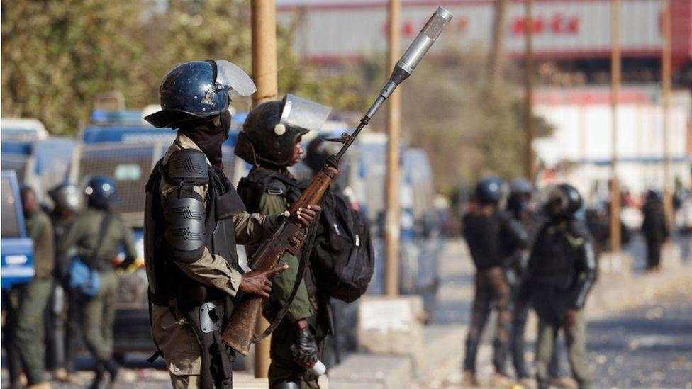 Senegal: 4 killed amid protests over arrest of opposition leader