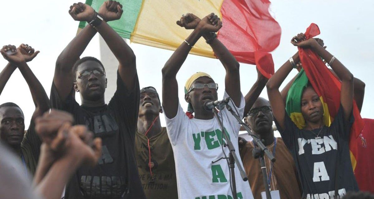 The protests in Senegal are not just about a rape charge