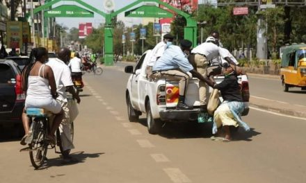 Kenya: Street hawker dragged on road for not giving bribe