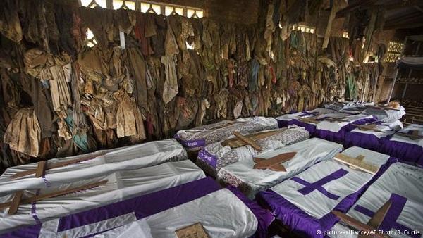 France bears 'heavy responsibilities' in the Rwanda genocide