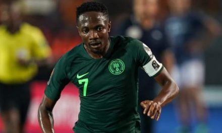 Ahmed Musa completes a short-term deal to play for Nigeria's Kano Pillars