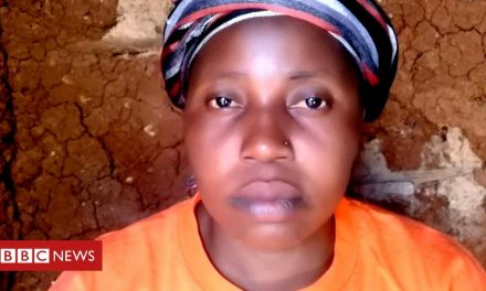 Covid in Kenya: The woman who refuses to be defeated by the virus