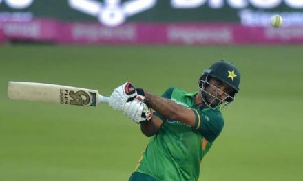 Pakistan in South Africa: Fakhar Zaman hits 193 but hosts win to level series