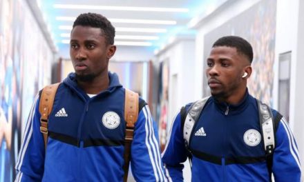 Kelechi Iheanacho: Wilfred Ndidi backs Nigeria team-mate to be even better after criticism