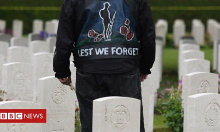 UK apology after inquiry finds war graves 'racism'