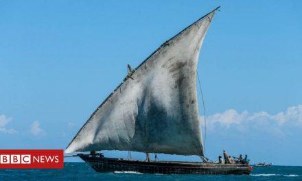 Zanzibar halts fishing as storm Jobo approaches Tanzania