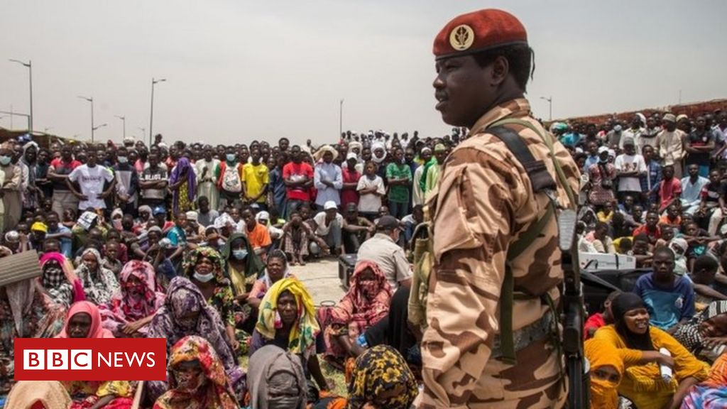Chad crisis: Army refuses to negotiate with rebel 'outlaws'