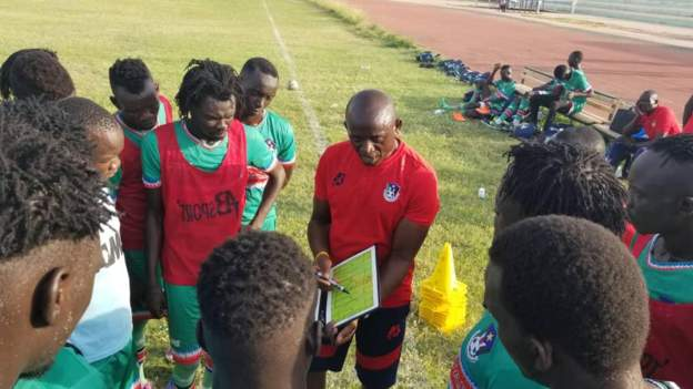 South Sudan: Men's football coach Ashu Cyprian Besong on a decade of progression