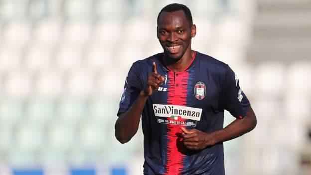 Simeon 'Simy' Nwankwo: Scoring in Italy but ignored by Nigeria