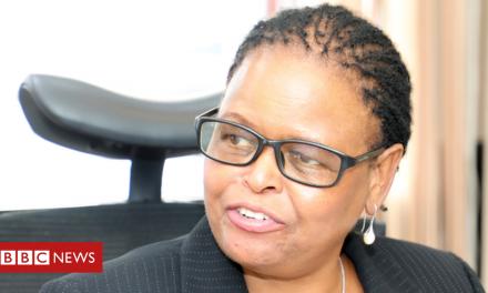 Martha Koome: How Kenya's female justice overcame the odds