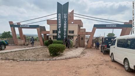 Three students killed in Nigeria after kidnapping at Greenfield University -- local official