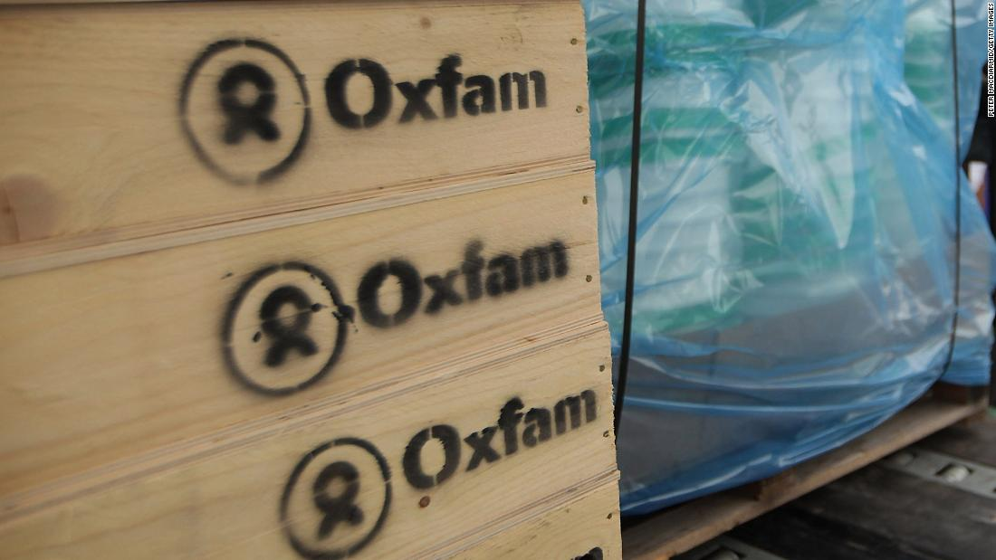 Oxfam suspends two aid workers in DRC after sexual exploitation claims