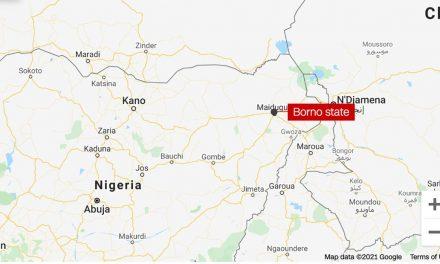 Nigeria plane: Blast in video of purported Boko Haram shootdown is fake