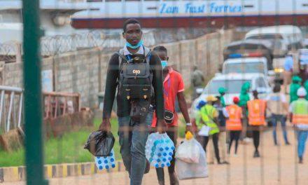 Survivor recounts terrifying escape from terrorists in Mozambique