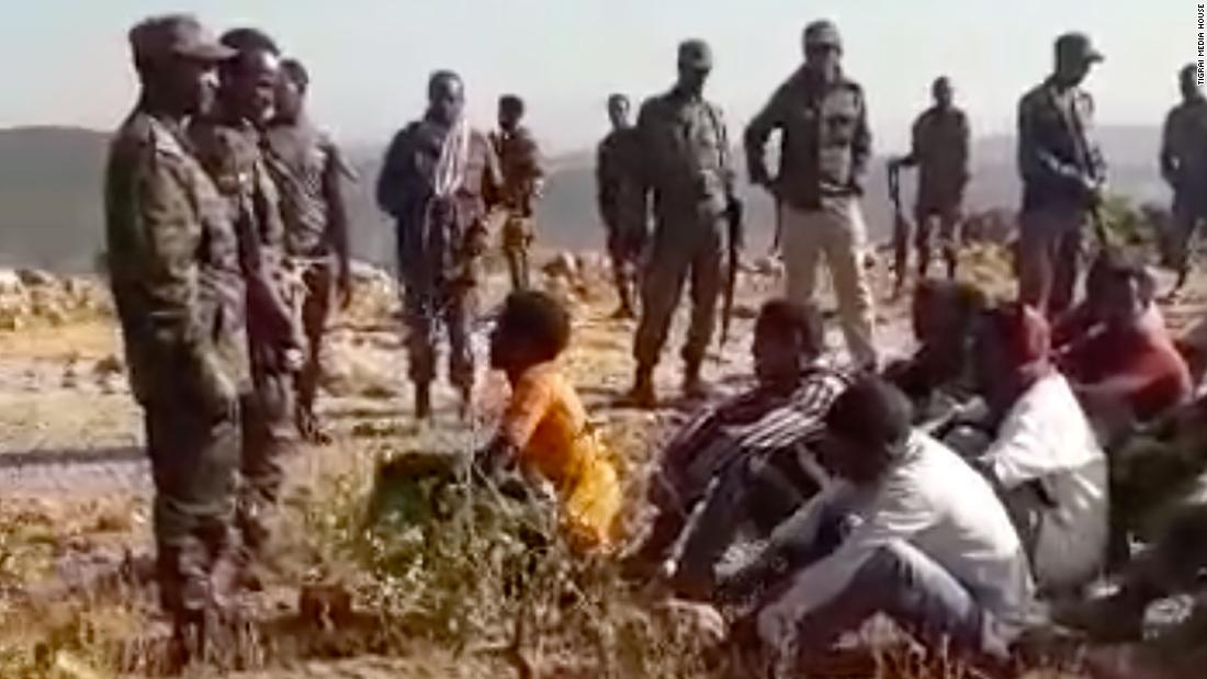 Tigray: Analysis of massacre video raises questions for Ethiopian Army