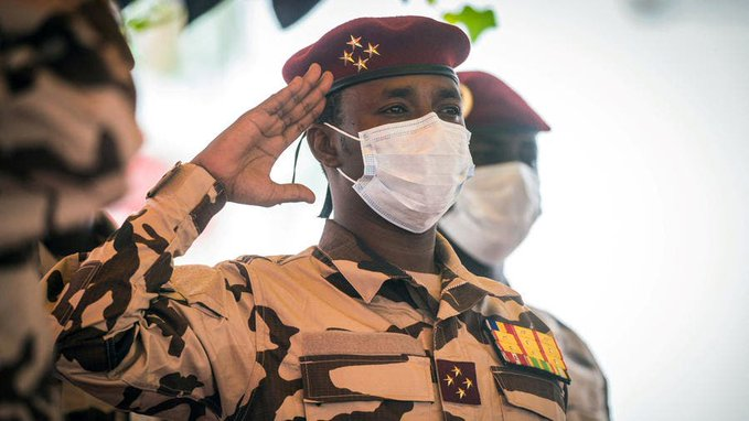 New government named by Chad's military leaders