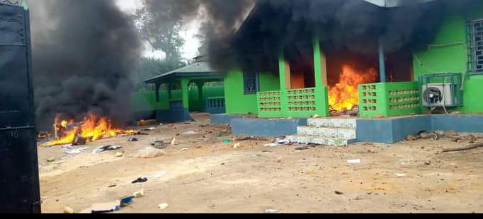 The Liberia speaker house