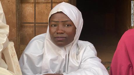 Habiba Iliyasu, 15, was kidnapped from her school in northwest Nigeria.