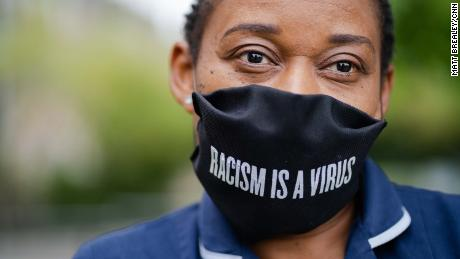 From the front lines, Black nurses battle twin pandemics of racism and coronavirus