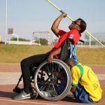 Zambian athletes fight stigma against albinos, disabled persons