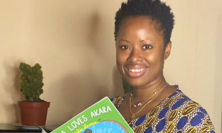 Sierra Leonean author projects African words with English alphabet
