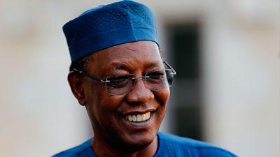 Chad's President Idriss Déby is one of Africa's longest-serving leaders