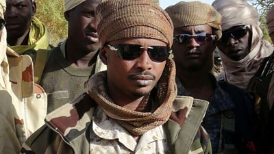 Who is Mahamat Déby, the new leader of Chad?