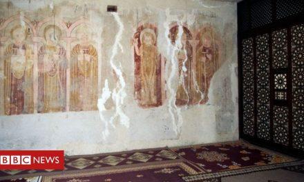 Wael al-Saad Tawadros: Coptic monk hung over bishop's murder in Egypt