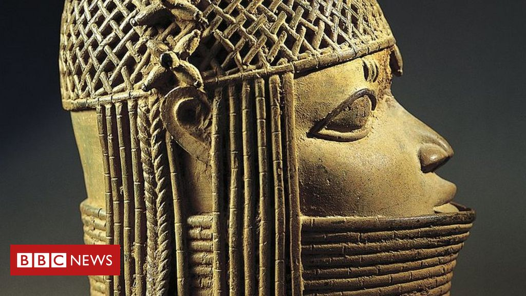 Benin Bronzes: Germany to return looted artefacts to Nigeria