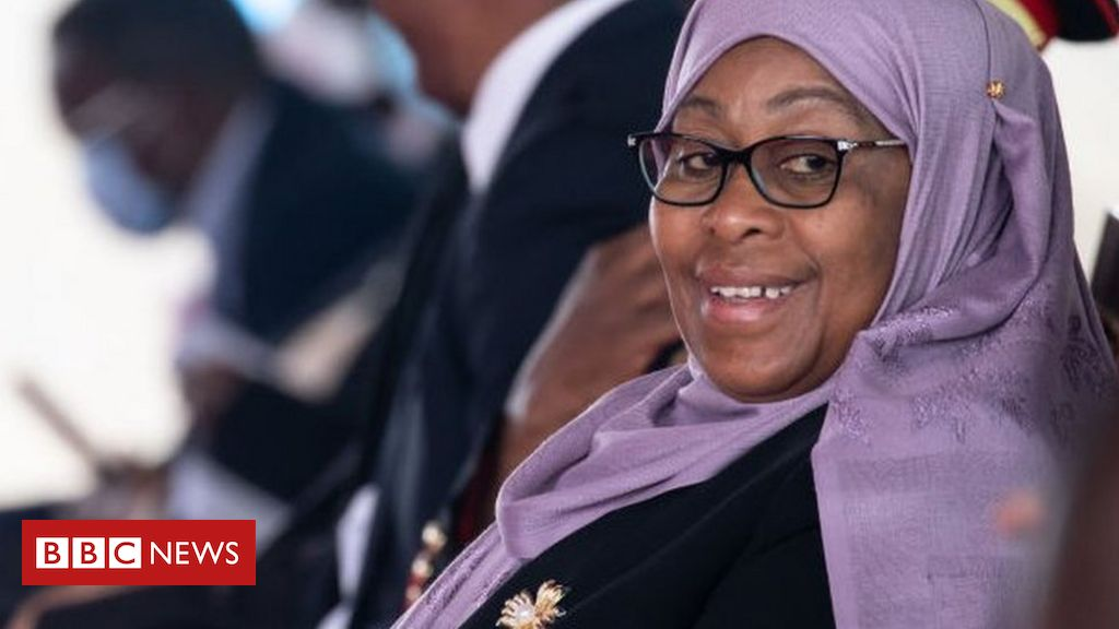 Samia Suluhu Hassan: Tanzania's new president challenges Covid denial