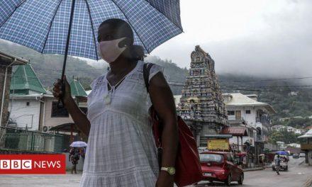Seychelles brings back curbs despite vaccination success