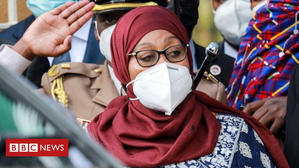 Tanzanian Samia Suluhu Hassan's five quotes which charmed Kenya