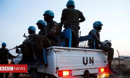 Ethiopian former UN peacekeepers seek asylum in Sudan
