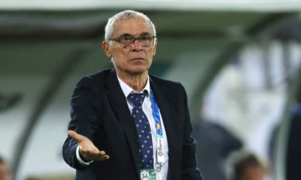 Argentine Hector Cuper named as DR Congo coach