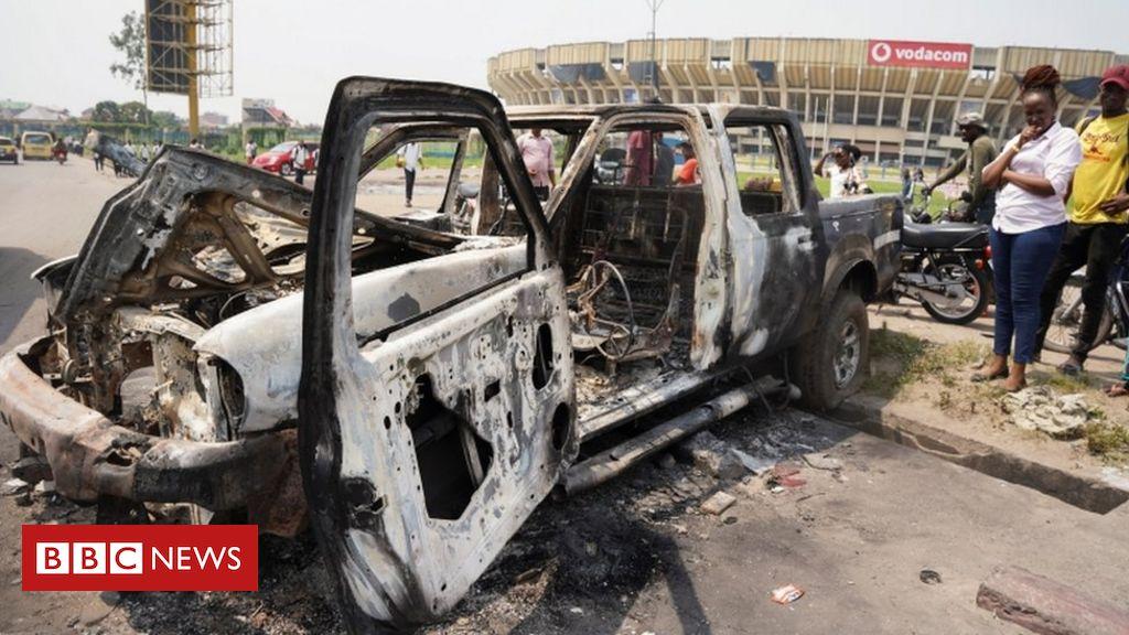 DR Congo Eid violence: Court hands down death sentences