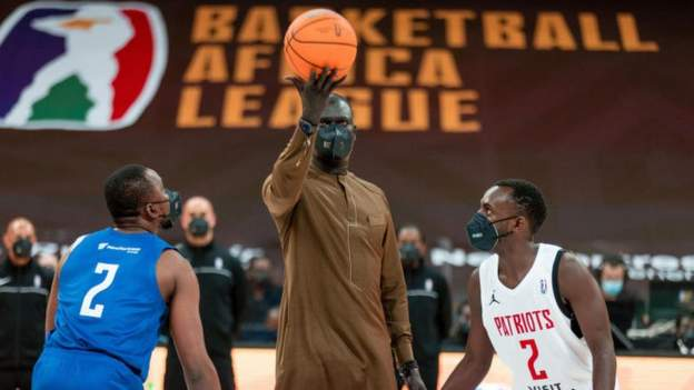 Basketball Africa League: Ex-NBA player Ben Uzoh says it 'will change lives'