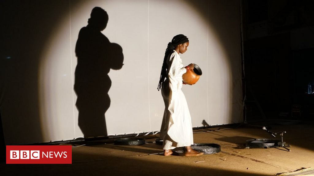 A Japanese composer, a Burkina Faso story-teller and a Congolese rapper make an opera