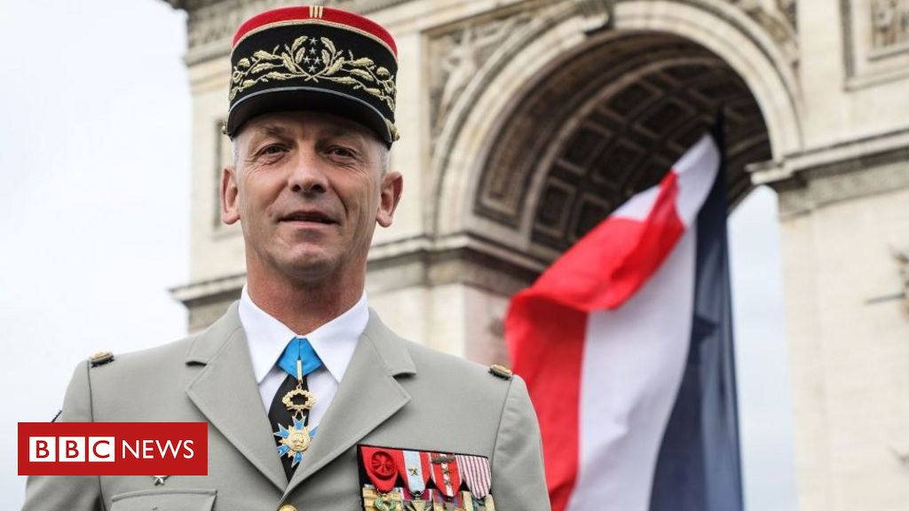 French army chief says UN report into air strike was biased
