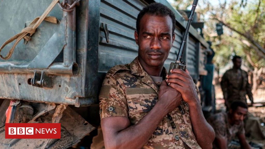 Ethiopia's Tigray conflict: Biden urges ceasefire and end to abuses