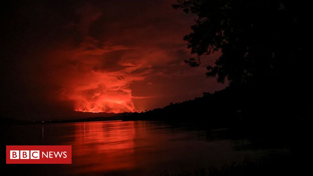 Mount Nyiragongo: Why DR Congo fears the explosive power of a lake