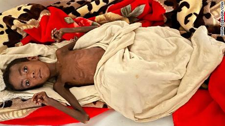 Eritrean troops are blocking critical aid in Tigray